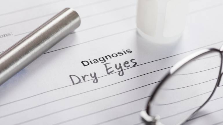 What You Should Know About Dry Eyes in Colorado