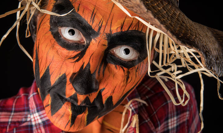 Are Halloween Contact Lenses Safe?