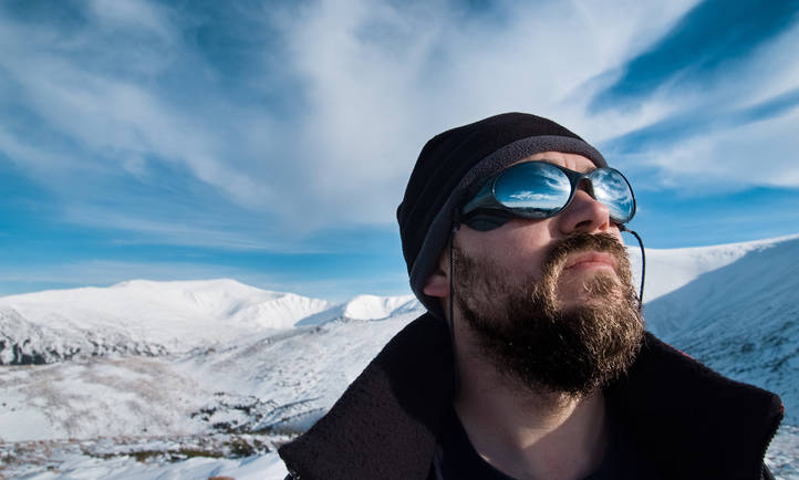 The Importance of Wearing Sunglasses in Snowy Conditions