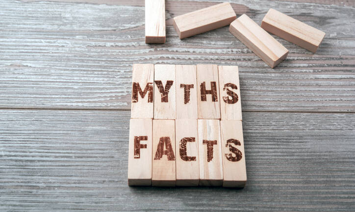 Vision Myths & Facts