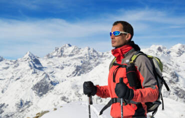 Do I Need Sunglasses for Skiing, Snowboarding & Snowshoeing?